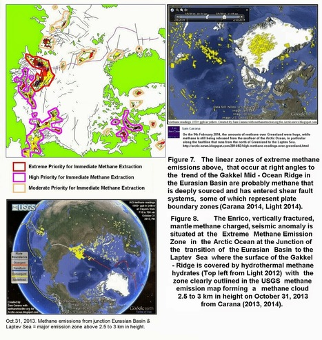 #Arctic News: Arctic Atmospheric #Methane Global #Warming Veil #climate | Messenger for mother Earth | Scoop.it