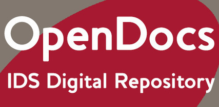 IDS publishes 47 years of key titles into its digital repository - Institute of Development Studies | Open is mightier | Scoop.it