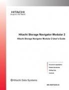 HITACHI Storage Navigator Modular 2