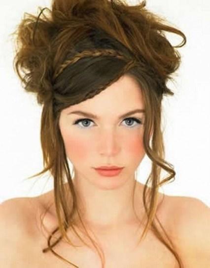 Girl Hair Styles for New Fresher Look   Cara Cepat Hamil   Scoop.it