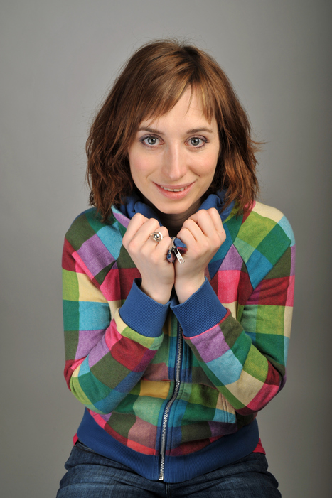 Isy Suttie - Pearl and Dave at Udderbelly - Comedy | Comic Bible Comedy News Updates | Scoop.it