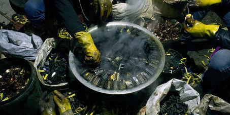 Mafias de l'environnement : sur la route clandestine des déchets électroniques   Nature, climat, environement et santé   Scoop.it