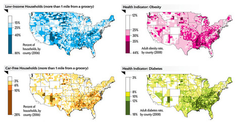 Food Deserts Leave Many Americans High and Dry: Scientific American | Sustainable Futures | Scoop.it