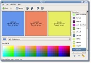 Agave - Generador de esquemas de color para Linux | Arte y Tecnología | Scoop.it