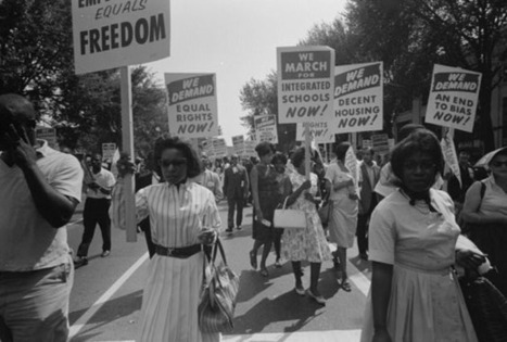 A Brief History of Civil Rights Legislation - TheBlaze.com | How has civil rights law given voice to those without one | Scoop.it