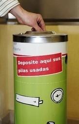 Cómo Reciclar Pilas   tecno4   Scoop.it