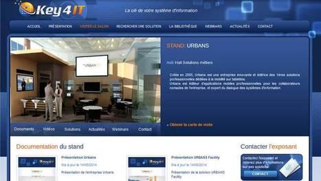 Urbans se dote d'un stand virtuel Key4IT | Urbans | Urbans Facility | Scoop.it