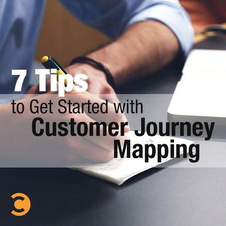 7 Tips to Get Started with Customer Journey Mapping | Digital Marketing Information and Trends | Scoop.it