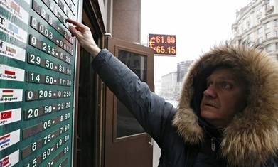 Russia intervenes as crumbling rouble echoes 1998 debt crisis | Politics economics and society | Scoop.it