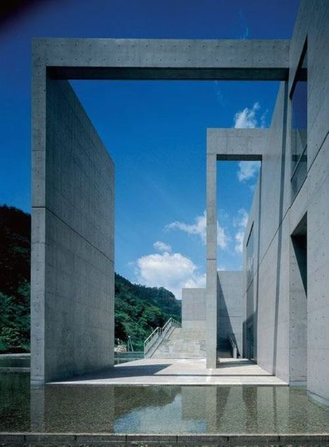 MINIMALIST Architect Tadao Ando The Minimalist Architect who brought | The Architecture of the City | Scoop.it