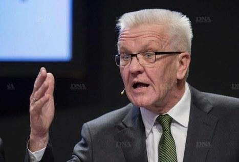 Winfried Kretschmann à Strasbourg | Strasbourg Eurométropole Actu | Scoop.it