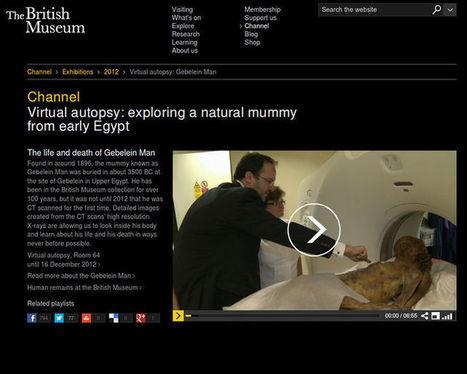 Le British Museum lance un service de TV à la demande avec British Telecom | Transmédia et Musées | Scoop.it