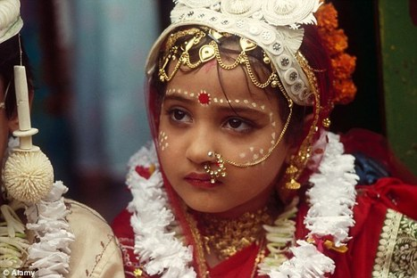Stop Girls Child Marriage. | Donation for Trust | Scoop.it