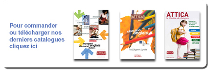 ATTICA | la librairie des langues | Apprentissage Didactique TICE Edition | Scoop.it