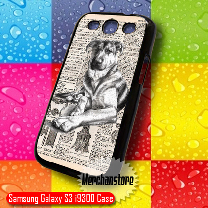 Jordi Dog Samsung Galaxy S3 Case | Samsung Galaxy S3 Case | Scoop.it