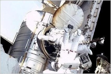 Reparado el sistema de refrigeración de la Estación Espacial ... | Refrigeracion | Scoop.it