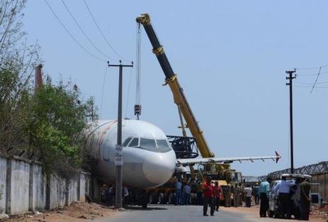 Inde : un A320 s'écrase... sans faire de blessé | Epic pics | Scoop.it