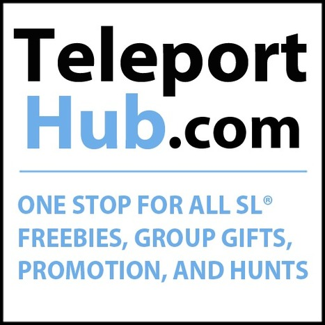 Teleport Hub | Second Life Freebies | Scoop.it
