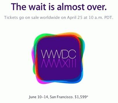 Appe fissa le date del prossimo WWDC 2013: novita? di sicuro iOS 7! | News & Tweak about iPhone and iOs | Scoop.it