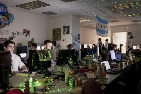 Inside the Secret World of the Data Crunchers Who Helped Obama Win | Social Customer Analytics | Scoop.it