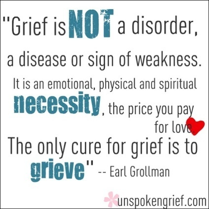 Grieving Your Way Through Christmas | Grief | Scoop.it