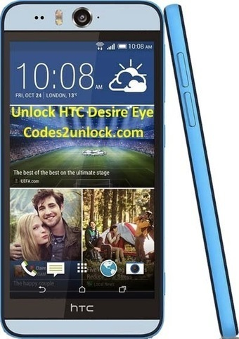 How to Unlock HTC Desire Eye instantly by Network Unlock Code | Mobisource | Unlocking Instructions | Scoop.it