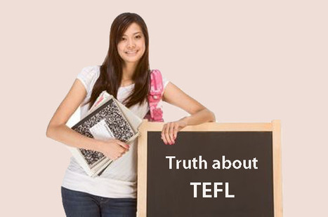 What TEFL Is All About ? | TEFL Course in India | Scoop.it