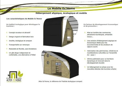le mobile ec 39 home un habitat touristique insol. Black Bedroom Furniture Sets. Home Design Ideas
