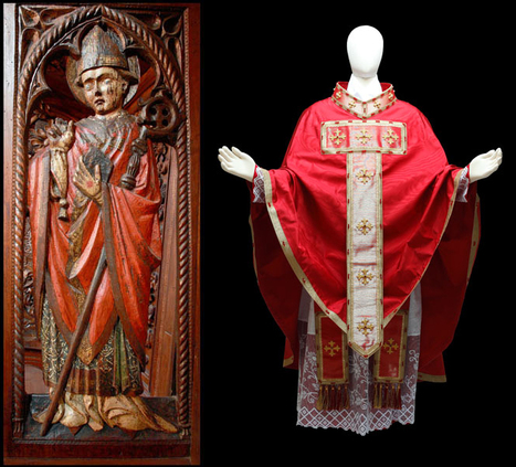 The Invisible Art of Holy Paraments in Le Marche | Le Marche another Italy | Scoop.it