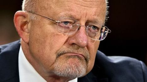 James Clapper Apologizes to Congress for 'Clearly Erroneous' Testimony | Scrapbook | Scoop.it