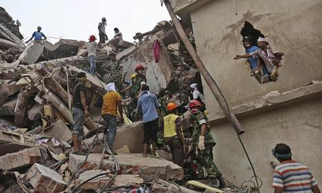 Rana Plaza a year on: did fast-fashion brands learn any lessons at all? - The Guardian | CLOVER ENTERPRISES ''THE ENTERTAINMENT OF CHOICE'' | Scoop.it