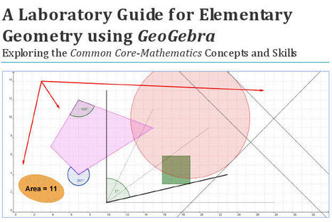 GeoGebra for Elementary -- my thanks to Jack Gittinger for sharing his website | college and career ready | Scoop.it