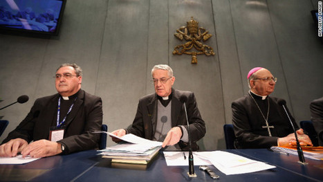 Cardenales definen hoy la fecha del cónclave para elegir al sucesor de Benedicto XVI | Saber diario de el mundo | Scoop.it