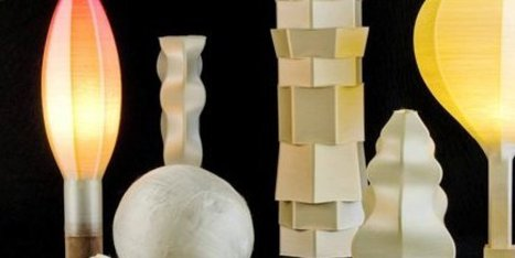 You'll Never Guess What These Lamps Are Made Of | Light & other related things | Scoop.it