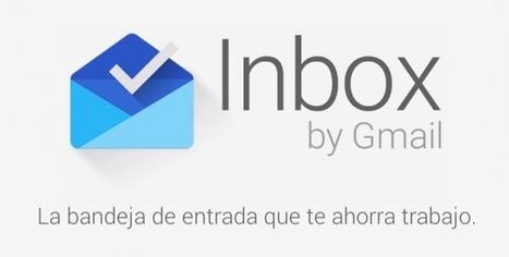 Google Inbox ya puede ser utilizado sin invitación | Bichos en Clase | Scoop.it