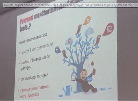 Suisse: une école privée propose à ses élèves de signer une charte de comportement sur Internet.   digitalcuration   Scoop.it