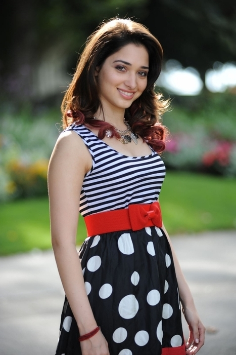 Beauty of South India, Tamanna Bhatia in Latest Designer dresses (Still pictures), Actress, Indian Fashion, Tollywood | CHICS & FASHION | Scoop.it