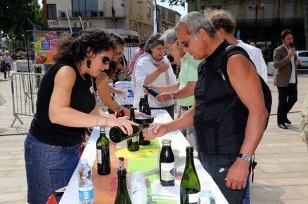 L'Inra met au point le jus de raisin du futur - L'indépendant.fr | Le vin quotidien | Scoop.it