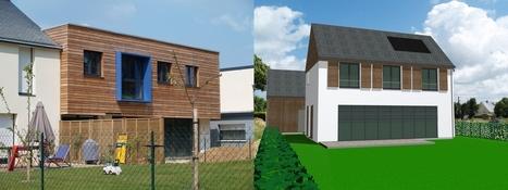 2 maisons sans chauffage | architecture verte | Scoop.it