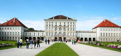 Ngất ngây với lâu đài Nymphenburg ở Munich | Vé máy bay | Scoop.it
