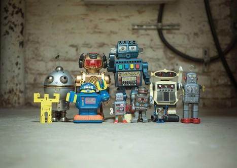 [Dossier] Les balbutiements de la robotique de service dans le Tourisme | News Offices de tourisme et numérique | Scoop.it