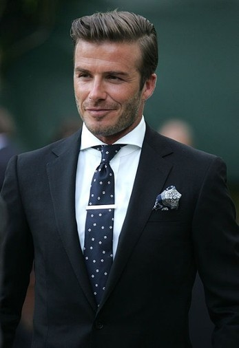 David Beckham 'planning sportswear brand' - Telegraph | Latest ads & Advertising news | Scoop.it