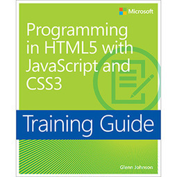 Training Guide: Programming in HTML5 with JavaScript and CSS3 - | Free eBook Download | mywowebook | Scoop.it