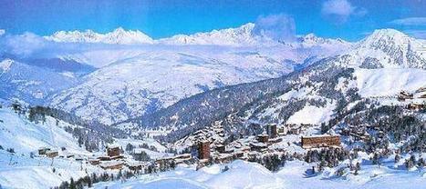 La Plagne, France Ski Holidays | Ski and Snowboarding Resorts | Scoop.it