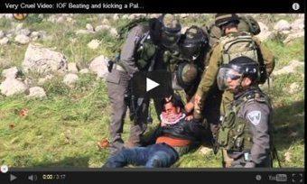VERY SHOCKING VIDEO OF ISRAELI CRUELTY | Al-Manatir three, have been released | Nick Naggar | Scoop.it