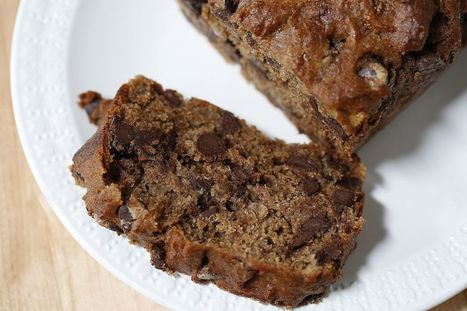 Recipe: Cricket Flour Banana Bread | Entomophagy: Edible Insects and the Future of Food | Scoop.it