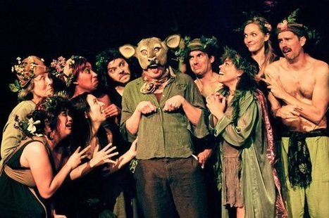 The Actors' Gang's A MIDSUMMER NIGHT'S DREAM Heads to China Today - Broadway World | Global Shakespeare | Scoop.it