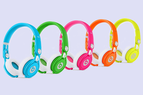 Why Apple Wants to Buy Beats | News | Scoop.it