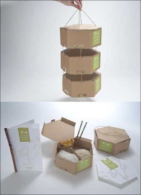 35 Recyclable and Eco-Friendly Packaging Designs for Inspiration | Go Green and help the Planet! | Scoop.it