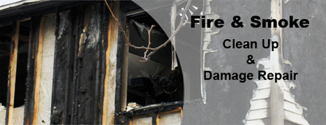 Restoring building conditions from smoke and fire problems with professional services | Water Damage Restoration | Scoop.it